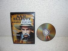 Sam Elliott Double Feature DVD Gone To Texas / Blue River Out of Print