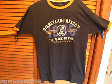 Disneyland Resort Mickey A Place To Chill T-Shirt Size Youth S Small Disney Nice