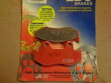 New EBC Sport Carbon X Front/Rear Brake Pads For Many 1983-1987 Honda Bikes