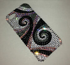 Crystal Swirly Bling Case For IPHONE 6s 6 Plus Made w/ SWAROVSKI Elements