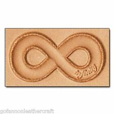 Craftool 3-D Leather Stamp Infinity (8669-00)