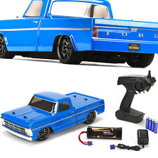 Vaterra VTR03028 1/10 1968 Ford F-100 Pick Up Truck V100-S 4WD RTR w/ Radio