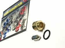Keihin FCR MX Flatslide Carburetor / 3.8 Needle Valve Seat Kit / MX37 MX39 MX41