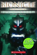 Island Of Doom (Bionicle Legends), Farshtey, Greg, Good Book