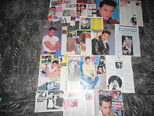 NICK KAMEN  38  TEILE/PARTS CLIPPING LOT 0116