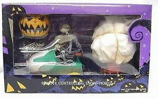 Nightmare Before Christmas - Remote Control - Jack Snow - Mobile - Jun Planning