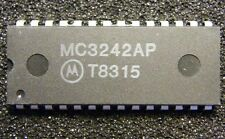 5x MC3242AP Memory Address Multiplexer for 16K RAMs, Motorola =Intel P3242