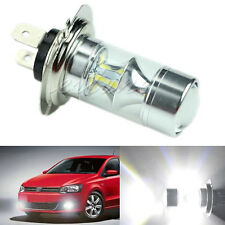 Super White H7 60W 6000K Samsung 2323 LED Fog Light 12-SMD Driving Bulbs 12V New