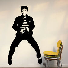 Elvis Presley Elvis Dancing  home decor vinyl Wall sticker wall decals removable