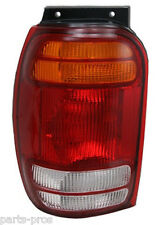 New Replacement Taillight Assembly LH / FOR 1998-01 FORD EXPLORER
