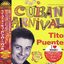 TITO PUENTE Cuban Carnival CD NEW Japan MINI LP Sleeve Limited Edition