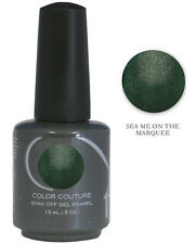 ENTITY 1 One Color Couture Gel Polish SEA ME ON THE MARQUEE .5 oz / 15ml