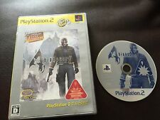 BIOHAZARD 4 NTSC-J Japan Resident Evil PS2 PLEASE READ BEFORE YOU BUY