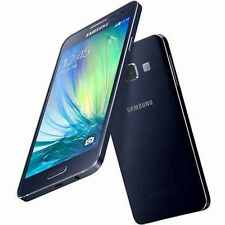 Samsung Galaxy A3 SM-A300FU - 16GB - 4G SIMFREE UNLOCKED WIFI PHONE **Black**