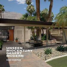 Unseen Midcentury Desert Modern, , New Book