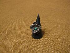 ███►alte schöner Ring / 925er Silber - um ca. 1970 (Fach 56)