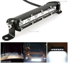 1PCS 7inch 18W Cree LED Work Light Bar 4WD Offroad Spot Fog ATV SUV Driving Lamp