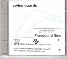 (GM230) Swiss Guards, Once The Process - 2004 DJ CD