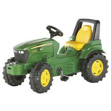 Rolly Toys John Deere 7930 Traktor ohne Frontlader Trettraktor grün