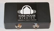 Tone House Studios ~ Guitar Pedal Pedalboard Patchbay Patchbox Junction Box NEW