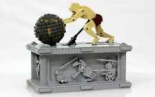 Lego Custom Sisyphus Kinetic Sculpture