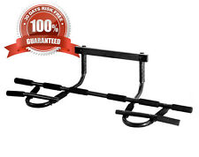 Pull Up Bar Chin Up Bar Doorway Mounted 24 - 30 inch Door
