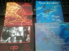 REINO ERMITANO 2 CD LOT - Brujas del mar 2006 + Veneracion del Fuego 2012  DOOM