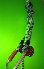 85cm MARLOW VIPER ROPE PRUSIK for ARBORIST TREE SURGEON CLIMBING..