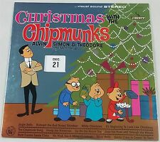Christmas with the Chipmunks by The Chipmunks (Vinyl, Sep-2014, Capitol)