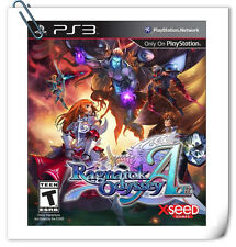 PS3 RAGNAROK ODYSSEY ACE SONY PLAYSTATION Games RPG GungHo