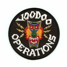 RCAF CAF Canadian CF-101 Voodoo Operations Squadron Crest Patch