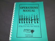 DPMS PANTHER ARMS  INSTRUCTION MANUAL,   41 Pages