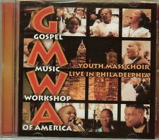 Gmwa Youth Mass Choir - Recorded Live In Philadelphia - CD - NEW