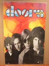 The doors Rock and roll ORIGinal 1992 Vintage Poster 1954