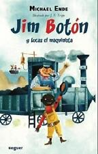 Ende, Michael - Jim Boton y Lucas el maquinista (Noguer Infantil)