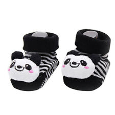 Baby Newborn Girls Boys Baby Anti-slip Ankle Socks Cotton Boot 0-12 Months Panda