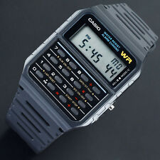 Casio 1980s Calculator Watch CA-53W Alarm Stopwatch Brand New