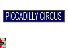 piccadilly circus Reproduction London Underground Station Sign, London Tube Sign