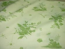 "~8 7/8 YDS~BRUNSCHWIG&FILS~""CHINOISERIE ""~COTTON UPHOLSTERY FABRIC FOR LESS~"