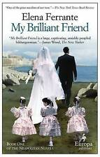 My Brilliant Friend by Elena Ferrante .BOOK IN VGC