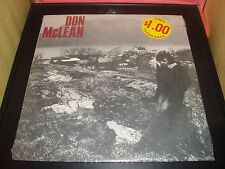 Don McLean Self Titled 1972 United Artists UAS-5651 FOLK ROCK Sealed LP