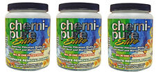 (3) Boyd Enterprises Chemi-Pure ELITE 11.74oz. Aquarium, Fish Tank Filter Media.