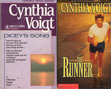 Complete Set Series - Lot of 7 Tillerman Cycle Books by Cynthia Voigt YA Fiction