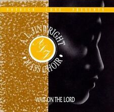 Jinwright, A.L.: Wait on the Lord  Audio Cassette