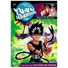 Yu Yu Hakusho: Ghost Files Vol. 17: Sword and Dragon DVD NEW/SEALED