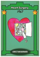 Scientist Trading Card - Heart Surgery