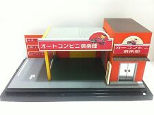 JAPAN PLAY SHOP DIORAMA DISPLAY CITY SCENE 1:64 CHORO Q TOMICA CAR SSS-037M