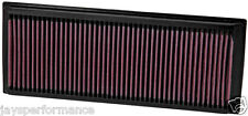 K&N AIR FILTER FOR AUDI A3 (8P) 1.8 TFSi, Quattro 2006 - 2012 (33-2865)