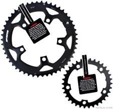 c8ce1a10cfb FSA Pro 50/34t 110mm BCD Road Bike Chainring Set Fits 10/11-speed ...