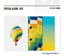 BTS YOUNG FOREVER [DAY Ver.] : 2CD+112p Photobook+Photocard+Poster+Gift,New